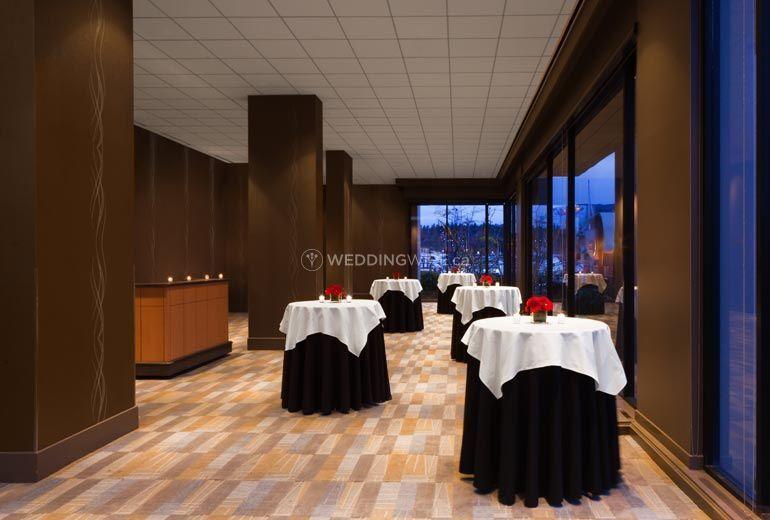 Vancouver, BC luxury hotel wedding venue