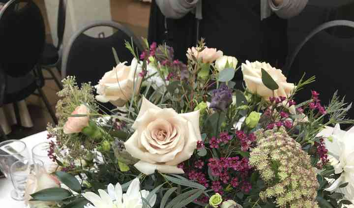 Wedding Centerpiece