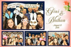 Shooting Stars Party Photo Booth