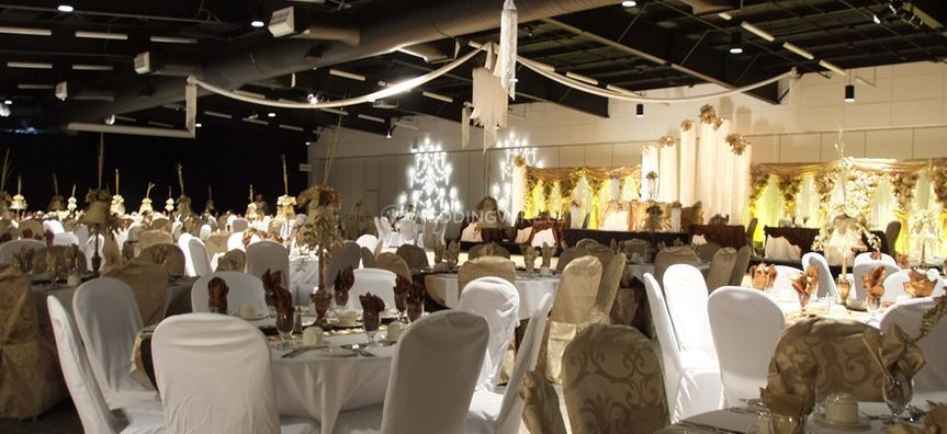 Saskatoon Ballroom wedding venue