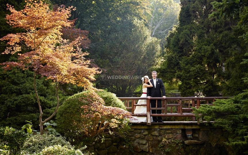 James Gardens Wedding