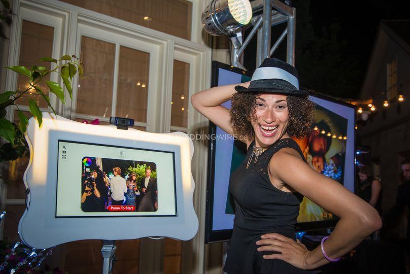 XOXO Torontos Fav Photo Booth