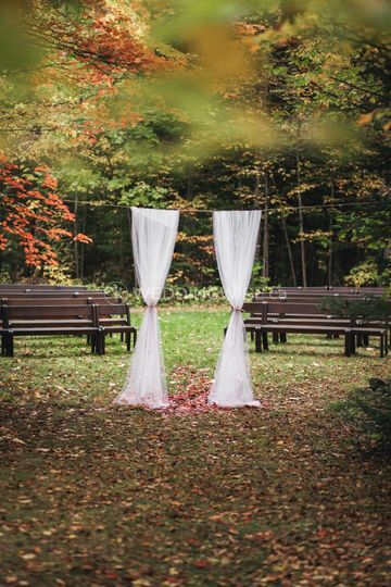 An option for your ceremony