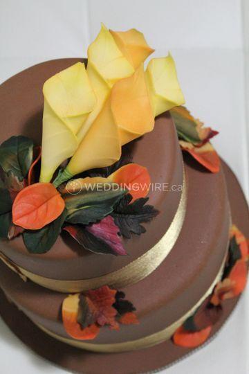 Wedding Cakes Calgary Sw