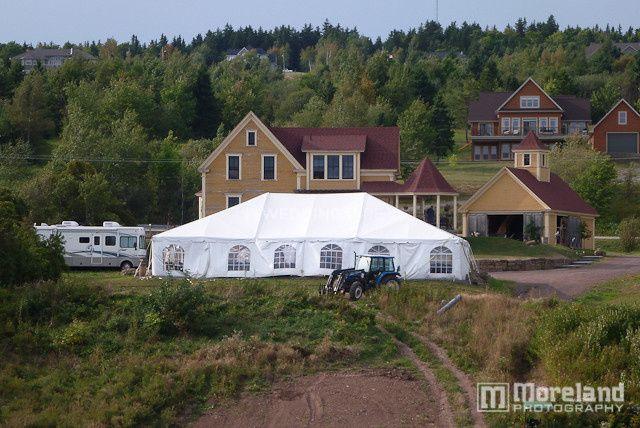 Moncton, New Brunswick vineyard wedding venue