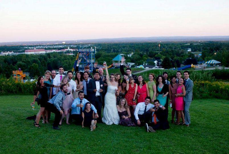 Rb winery wedding