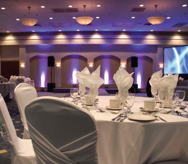 hotel wedding Longueuil