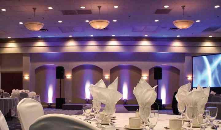 hotel wedding Longueuil