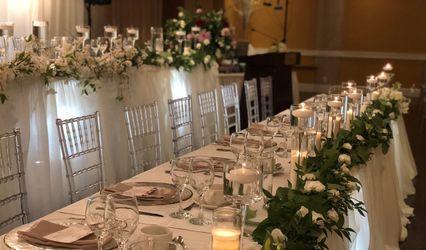 Tosca Banquet Hall 1