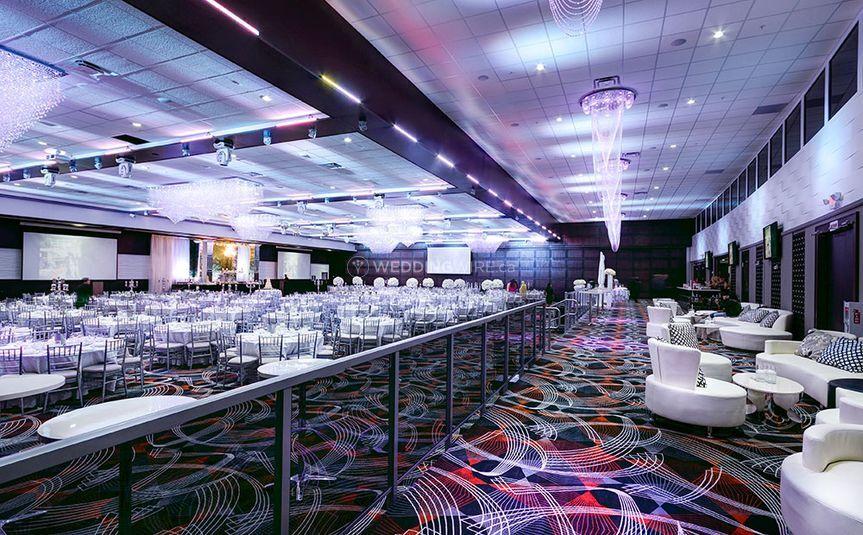 Surrey, British Columbia Banquet Hall Indian Wedding Venue