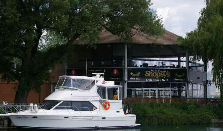 Heritage Coast Charters - Yacht Wedding