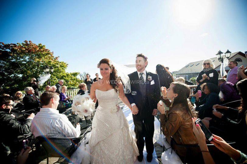 Lunenburg Outdoor Wedding Venue