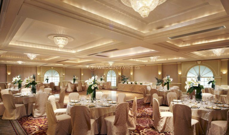 Montreal Wedding Hotel