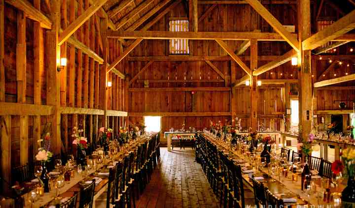 Farm Wedding Venue