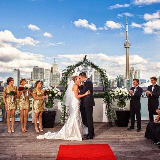 Toronto Hotel Wedding Venue