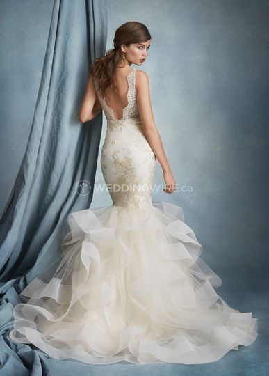Christianne Brunelle Couture Nuptiale