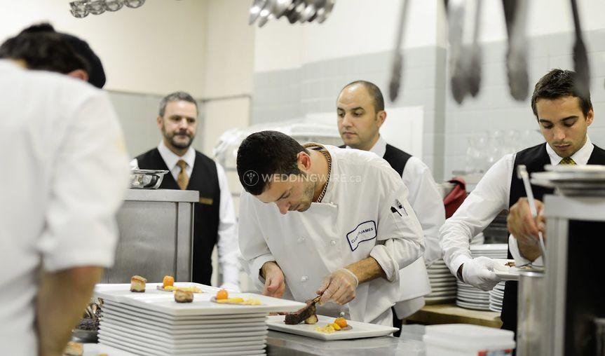 Chef Philippe Sarrailh