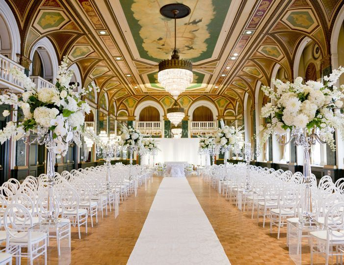 Toronto Hotel Wedding Venue