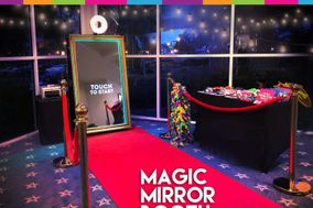 Magic Mirror Photo Booth Montreal