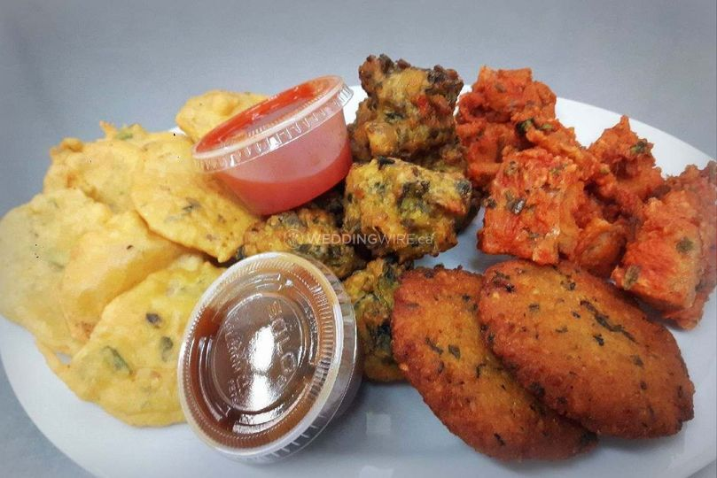 Mixed Bhajia