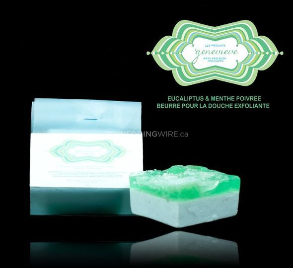 Les Produits Genevieve Bath and Body Products