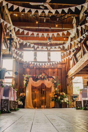 Pop Up Wedding Chapels