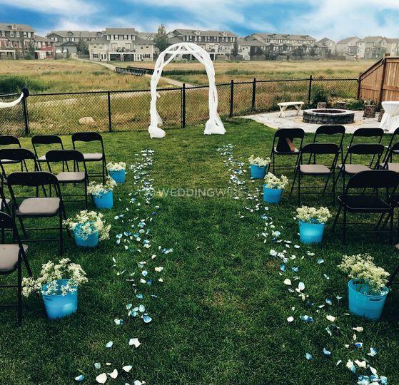 Millers Wedding