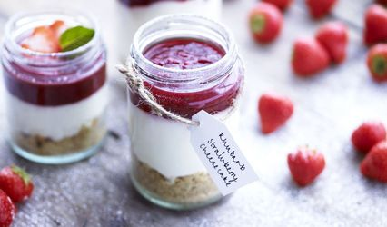 Fabulous Fresh Wedding Favors