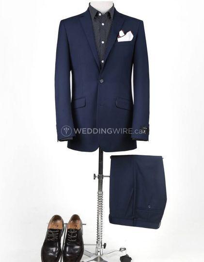 Renoir Suit Purchase