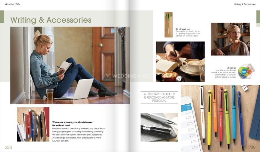 Writing and Accessories