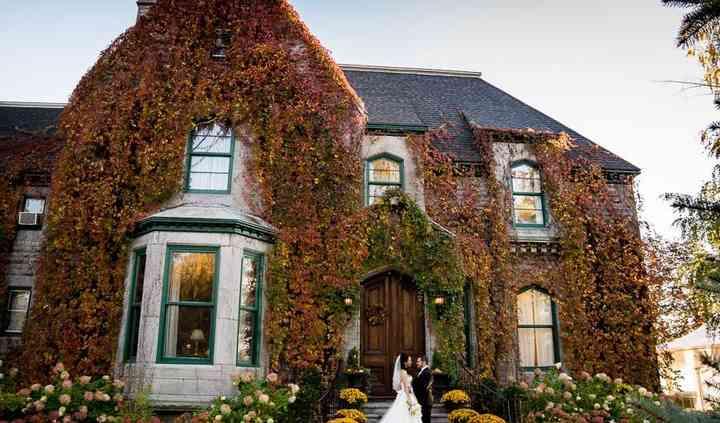 Autumn wedding Forest & Stream
