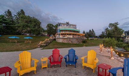 The Tuna Blue Inn, Restaurant and Marina