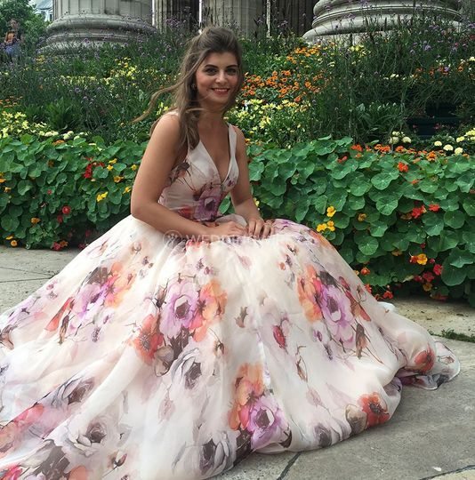 Wedding Gowns Montreal: Melissa Gentile Couture