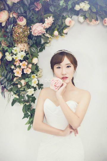 Flower Aura by Natasha