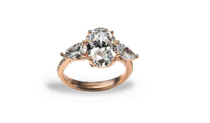 3 Stone Engagement