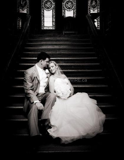 Whitby ontario castle wedding