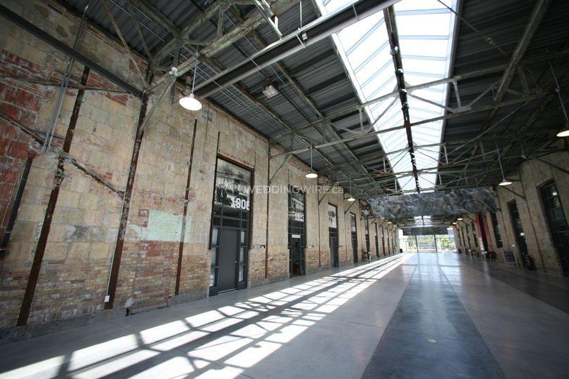 Artscape Wychwood Barns - Venue - Toronto - Weddingwire.ca