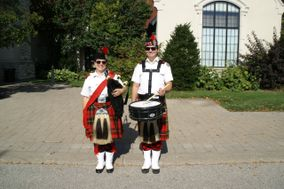 Piper and Drummer Duo