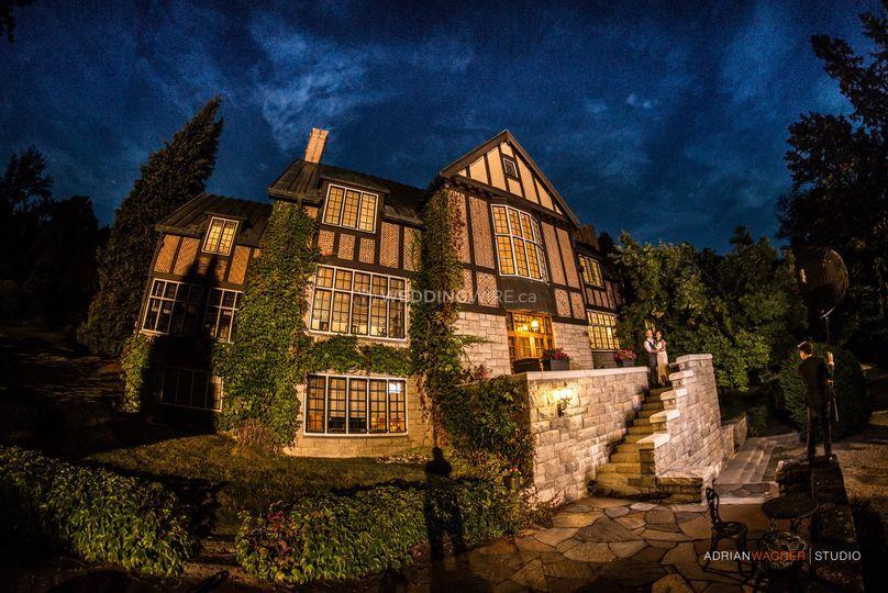 Blaylock's Mansion