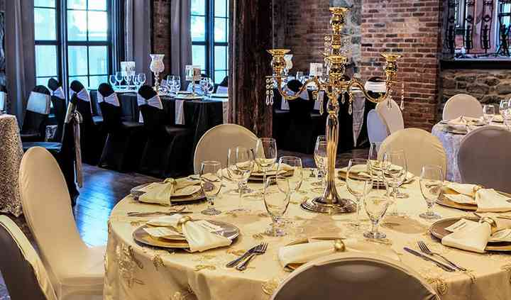 Montreal Restaurant Wedding Venue