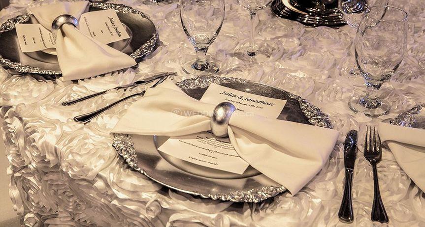 Montreal Wedding Recetopion