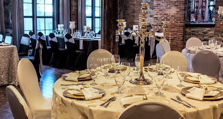 Montreal Restaurant Wedding Venue