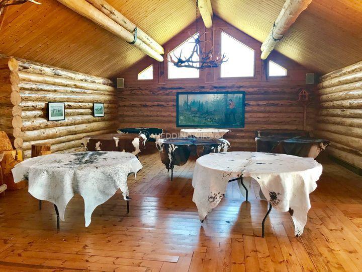 Seated dinner-120pl