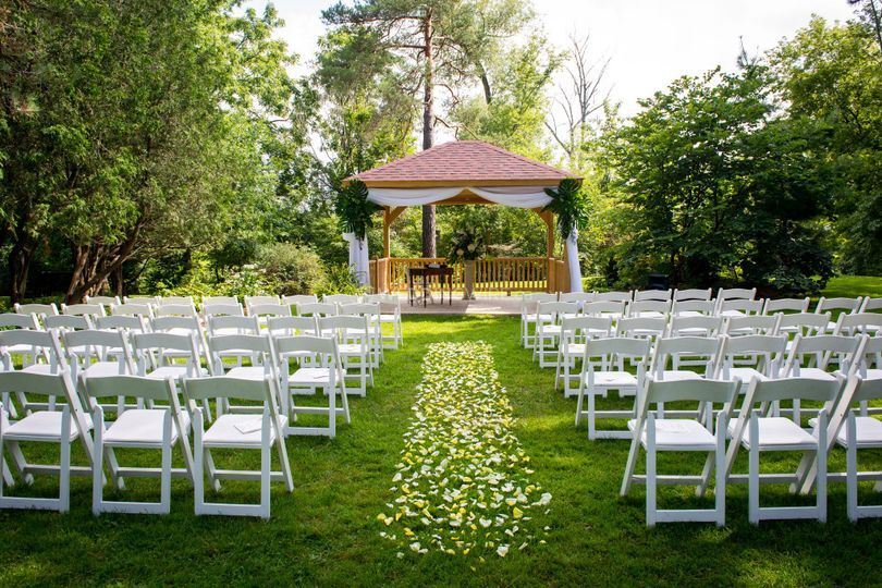 London outdoor weddings