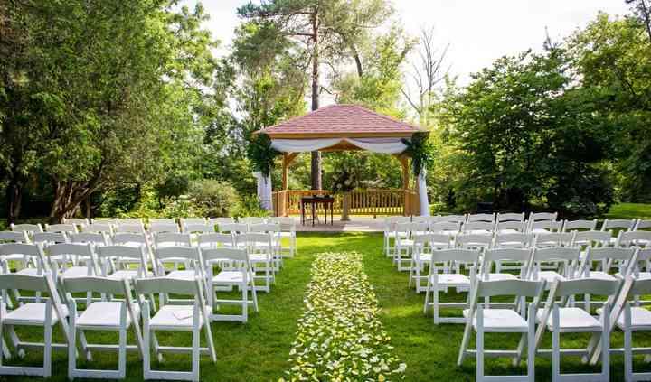 London outdoor weddings