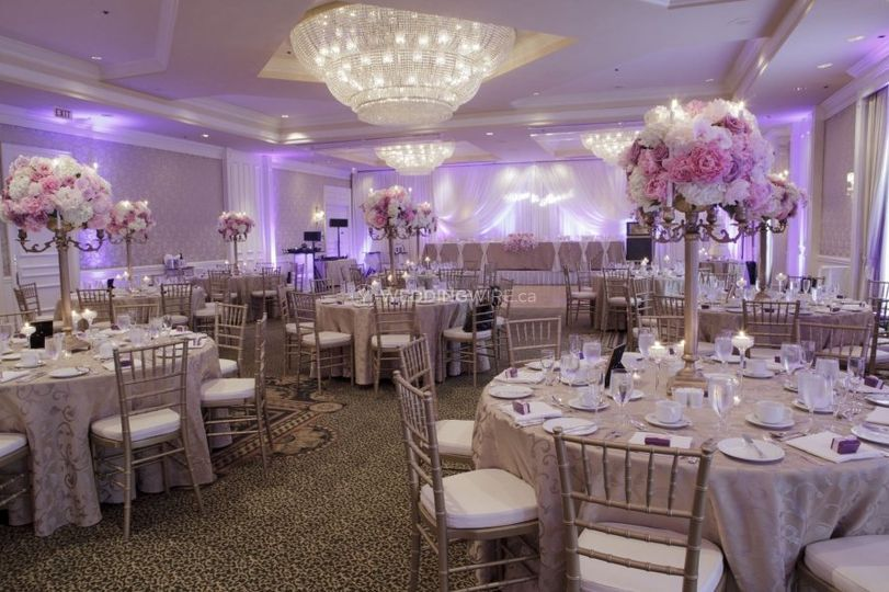 Vancouver Hotel Wedding Venue The Sutton Place Hotels