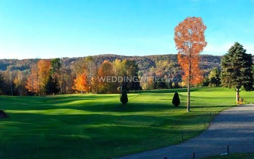 North Hatley wedding