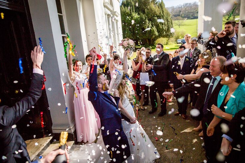 Destination Wedding in England