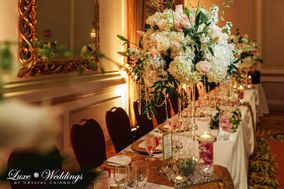 Luxe Weddings by Crystal Chiang
