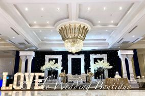 The Wedding Boutique- Event Décor & Design